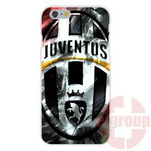 Italian Serie A Juventus Football Club For iPhone 4S 5S SE 6S 7S Plus For Galaxy A3 A5 J3 J5 J7 S4 S5 S6 S7 2016