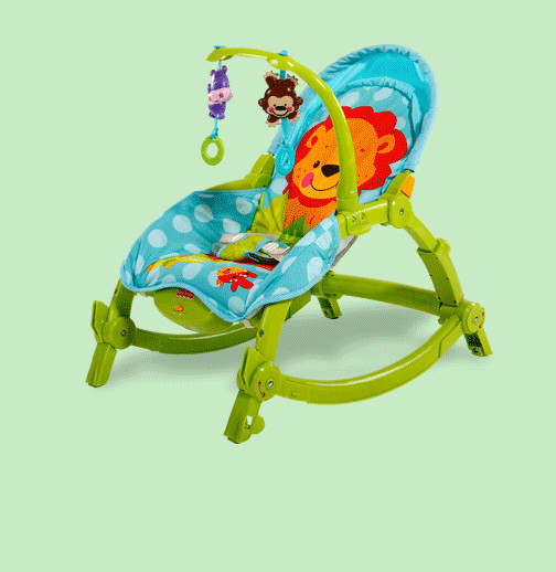 Aliexpress Com Free Shipping Baby Rocking Chair Bouncers Adjule Chaise Portable Electric Appease Vibration Swing Music From