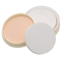 Fashion Natural Color Pressed Smooth Dry Concealer Oil Control Loose Face Powder Beauty Makeup Face Care Cosmetic
