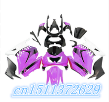 fairings Kawasaki Ninja 250R 2008 2009 2012 EX250 08-12 ZX 250R 2008 2009 2010 2011 2012 for pink white black