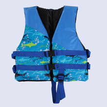 Children Kids Swimming Lifesaving Life Jacket Aid Flotation Device Buoyancy kayaking Boating Surfing Vest Safety Survival Suit(China)