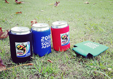 Personalised foldable stubby holders/can coolers for your wedding, event or corporate promotion,Free shipping(China)
