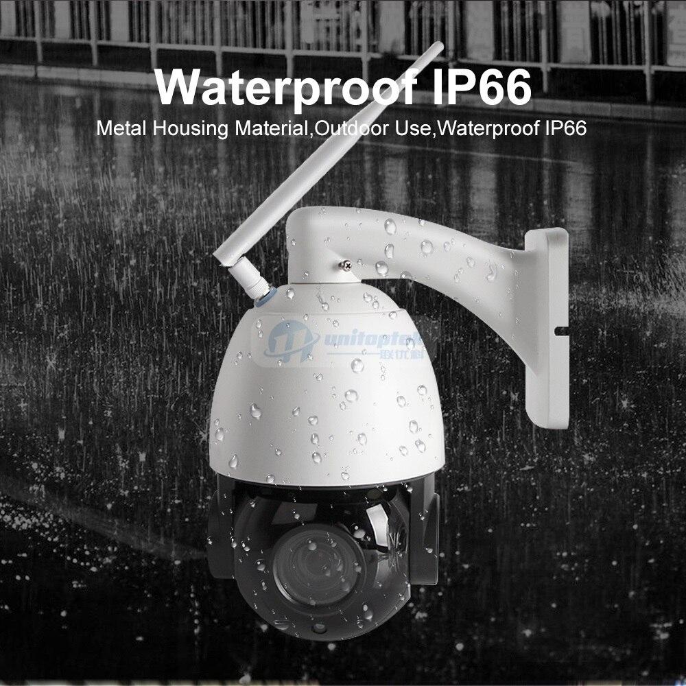 08 Waterproof IP Camera