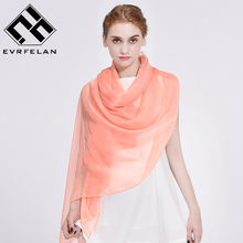 Fashion Summer Silk Scarf Women Scarf Linen Shawl and Scaves Bufandas Mujer Cachecol Feminino Buautiful Foulard Women Wraps(China)