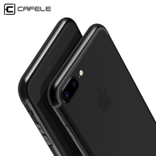 CAFELE Ultra Thin Transparent case for iPhone 7 case original brand phone cover for iPhone 7 Plus cases back TPU silicon shell