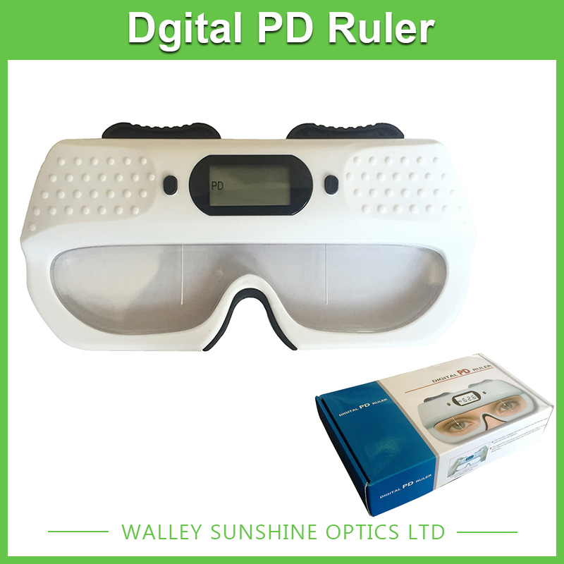 Digital PD Ruler Pupilometer PD Optometry Ophthalmic Ruler for Eyesight Test Otpical Pupilometer<br><br>Aliexpress