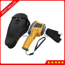 HT-02 China made Infrared Thermal Imager with portable IR Thermometer range -20C~300C handheld Thermal Imaging Camera