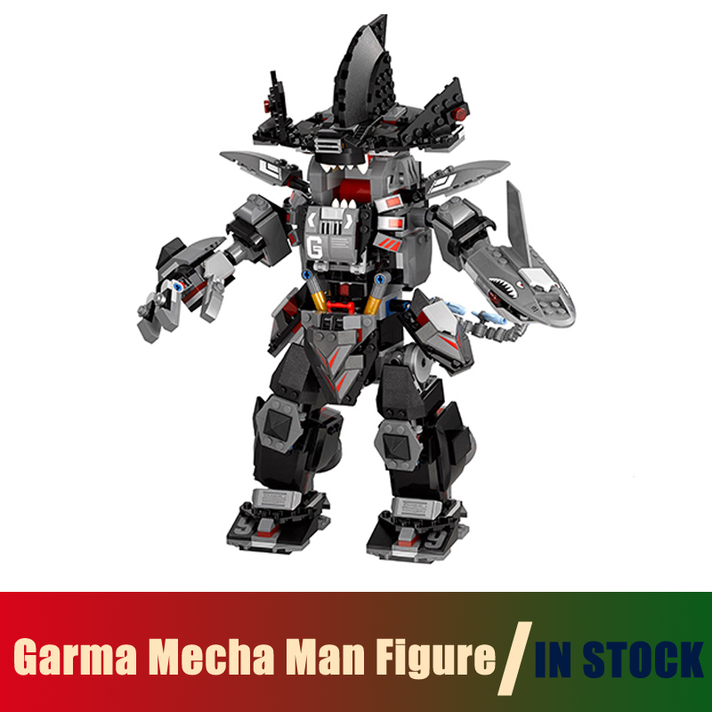 Compatible Lego Ninjago 70613 Models Building Toy Ninjago Garma Mecha Man Figure 06060 977pcs Building Blocks Toys &amp; Hobbies<br>