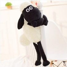 Hot Selling 25cm Size Cute Shaun Sheep Lamb Plush Toys Doll For Girl Children