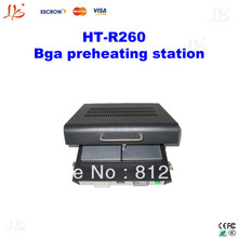 220V HT-R260 preheating station, bga preheating machine with LED reballing oven