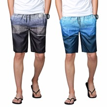Quick dry men's brief swim trunks surf board shorts male summer sport swimming boxer shorts swimwear beach wear plus size L-4XL(China)