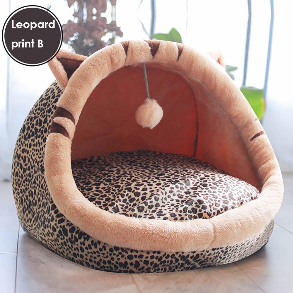 Leopard print B