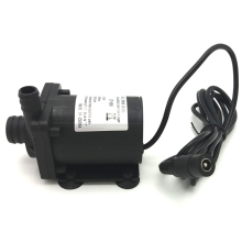 800A Solar DC 12V 24V Hot Water Circulation Pump Brushless Motor Water Pump 1000L/H free(China)
