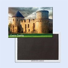 Free Shipping Cesis-Castle-Latvia Refrigerator Magnets 21067,Souvenirs of Worldwide Landscape Online Store(Hong Kong)