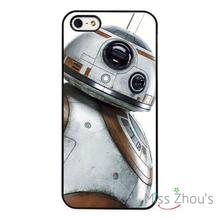 The Force Awakens BB8 Droid Star War skins mobile cellphone cases cover for iphone 4/4s 5/5s 5c SE 6/6s plus ipod touch 4/5/6