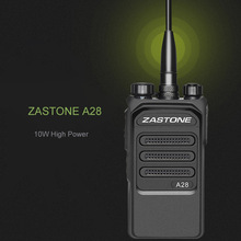 Zastone 10W Powerful Walkie Talkies ZT-A28 CB Radio Portable Two Way Radio FM Radio Transceiver Long Range Walkie Talkie 10km