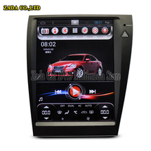 NAVITOPIA Quad Core 12.1inch Vertical Screen Android 4.4 Car Radio GPS for Lexus ES 250 Car Multimedia/wifi/Bluetooth