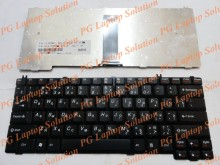 Russian Keyboard for Lenovo 3000 C100 C200 F31 F41 G420 G430 G450 G530 A4R N100 N200 Y430 C460 C466 C510 RU Black keyboard(China)