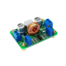 DC - DC LED driver constant pressure constant current charging adjustable DC power supply module with instructions
