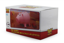 "Cute Toy Story Toy Figure Hamm Piggy Bank Pink Pig Coin Box PVC Model Toys For Children 8""20cm With Box Free Shipping"