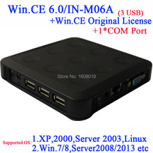 WIN.CE 6.0 core COA N380 thin client terminal with 1 COM(China)