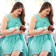 Buy Fashion Nursing Maternity Dress BreastFeeding Dress Pregnancy Clothes Pregnant Women Casual Loose Summer Mini Dresses for $9.53 in AliExpress store