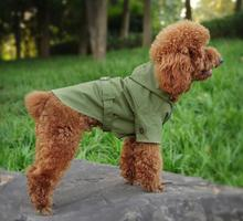 New arrival dogs cats fashion jackets costume doggy autumn winter overcoat clothes puppy outwear clothing pet dog suit 1pcs