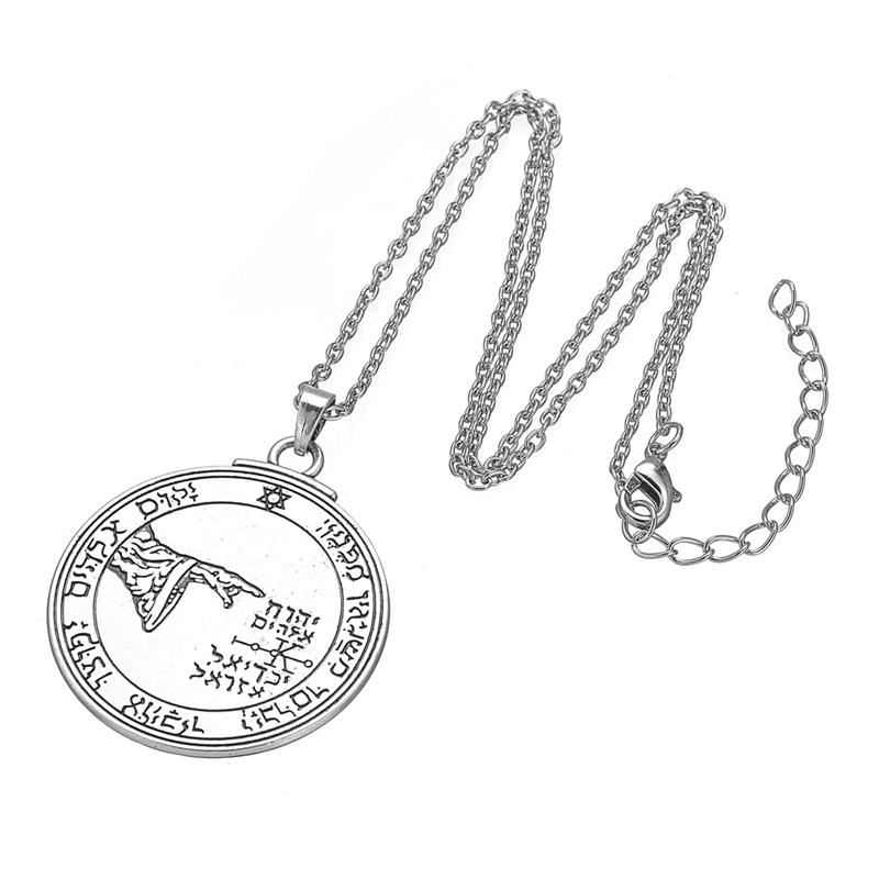 Jewelry witchcraft necklace21