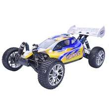 HSP 94760 Rc Car 1/8 Scale 4wd Nitro Power Remote Control Car  Troian Off Road Buggy Just Like HIMOTO REDCAT Hobby Racing car P2