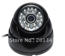 "24 LED IR Security camera Digital Video Camera 1/3"" Sony night vision color CCD Camera"