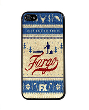 2015 Outlet Fargo Dark Comedy Crime Drama Series Snow Canada PC hard Material Cell Phone Case cover for iphone 4s 5s 5c 6 6 plus