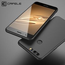CAFELE Phone cases for huawei honor 8 case Micro Scrub Ultra thin Candy color PP cover for huawei honor 8 Fashion Flexible shell