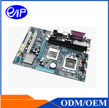 Wholesale Price LGA775 Intel G31 chipset DDR2 desktop motherboard/mainboard computer Core 2 Duo/ Pentium 4/Pentium D/Celeron(China)