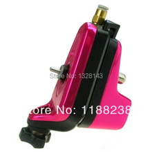 Pro Neuma Style New Rotary Tattoo Machine Gun tattoo machine for Shader & Liner Both Pneumatic Electric 1SET Rose Red