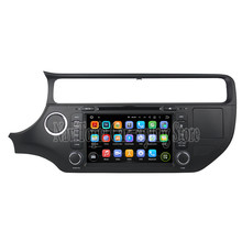 NaviTopia 8Inch Quad Core Android 5.1 Car DVD GPS For KIA K3 / RIO 2015 Car PC+Radio Stereo+RDS+Bluetooth+WiFi+AUX+Mirror Link(China)