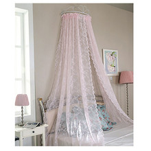 Modern Style Double Lace Bedroom Living Room High quality Sheer Curtain Tulle Window Treatment Voile Drape Valance Weave Fabric(China)