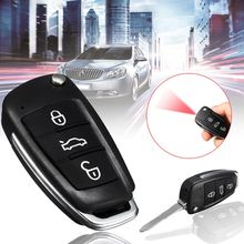 KROAK 1080P Mini Car Key DVR Camera Video Recorder Motion Detection Night Vision(China)