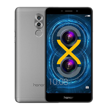 Huawei Honor 6X 3GB 32GB Original Mobile Phone Octa Core 5.5 inch 1920x1080P Dual Rear Camera Fringerprint(China)