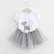 Girls-Clothing-Sets-2017-Brand-Girls-Clothes-White-Cartoon-Short-Sleeve-T-Shirt-Veil-Dress-2Pcs.jpg_220x220