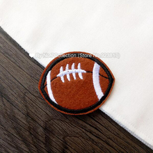 Rugby Embroidered Patch for Clothing Iron on Sew Applique for Jackets Jeans Shirt Jacket Clothes Shoes Backpack Sticker Badge
