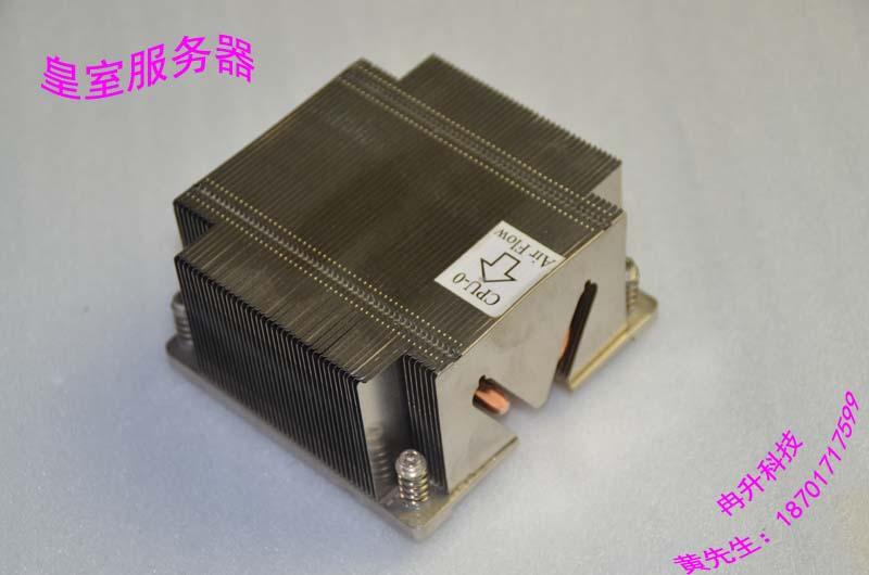 FOR DELL  motherboard heatsink 1366-pin x58 C2100 2U Server CPU heatsink finsheat sink radiator<br>