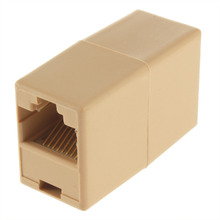 5pcs RJ45 5 5E Ethernet Lan Cable Joiner Coupler Connector Selling 2425#Hot New Arrival Wholesale Dropshipping(China)