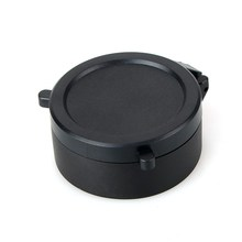 1pcs 30mm Brand Rifle Scope Cover Flip Up Quick Spring Cap Open Objective Lens Eyes P20(China)