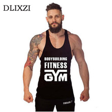 fitness apparel mens sleeveless muscle tank tops bodybuilding stringers summer male vest body engineers sporting singlet men new