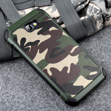 Phone cases sFor Samsung Galaxy A5 2017 case For Samsung A5 2016 A510 Case cover Army Camo Camouflage Soft Silicon Cover(China)
