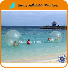 Free Shipping,Water Walking Ball,Zorbing Water Ball,Giant Water Ball,Zorb Ball Ballon, Inflatable Human Hamster  Water Football,