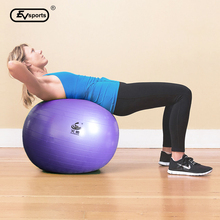 65cm 75cm Balance Pilates Ball Exercises Balance Fitball Balloons Yoga Fitness Ball With Pump Massage GYM Exercise Home Trainer