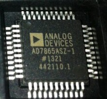 Free Shipping AD7865ASZ-1 AD7865 10pc/lot QFP IC(China)