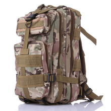 High quality Men Women  Military Army Backpack Molle Trekking Camouflage Bag Travel Backpack