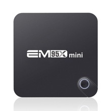 Buy Powerful EM95X Mini 4K Android 7.1.2 TV Box Tops Amlogic S905W 2+16G Quad-Core Wireless WiFi Home Multi-Media Player Set-top Box for $39.82 in AliExpress store